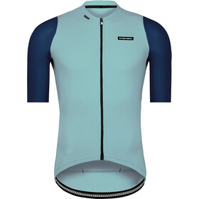 Etxeondo Alde Maillot de cyclisme Homme, blue/petrol